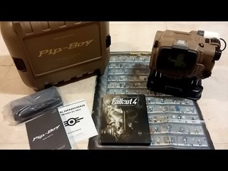 Unboxing Fallout 4 Pip Boy Edition [ITA]