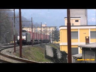 WinnerZug... alla nascita italiana - Winner freight trains