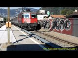 Maroggia Melano: trains on the lake - part 1