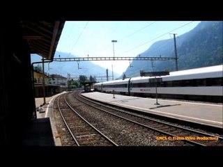 Treni Pax a Faido (Swiss Trains) - 2.4