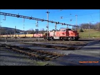 locos at work - locomotive al lavoro