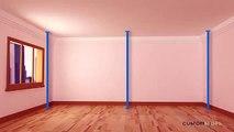 How to measure Sliding Wardrobe doors.
