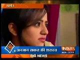 Swaragini 25 January 2016 Swara Ki Body Mein Hua Anjaan Aatma Pravesh JIsse Swara Ke Badle Tevar