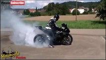 Best Moto, Motorcycle Sound burnout Compilaion 2016