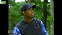 Tiger Woods Best Golf Shots from 2002 US Open Tournament