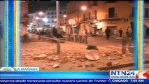 Sismo de magnitud 6,1 sacudió el Mediterráneo entre Marruecos y España
