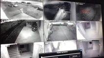 Sakarya Motosikleti Çalarken Güvenlik Kameralarına Yakalandılar