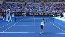 AO Analyst Federer v Berdych _ Australian Open 2016