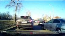 Car Crash Compilation || accidente de tráfico #166