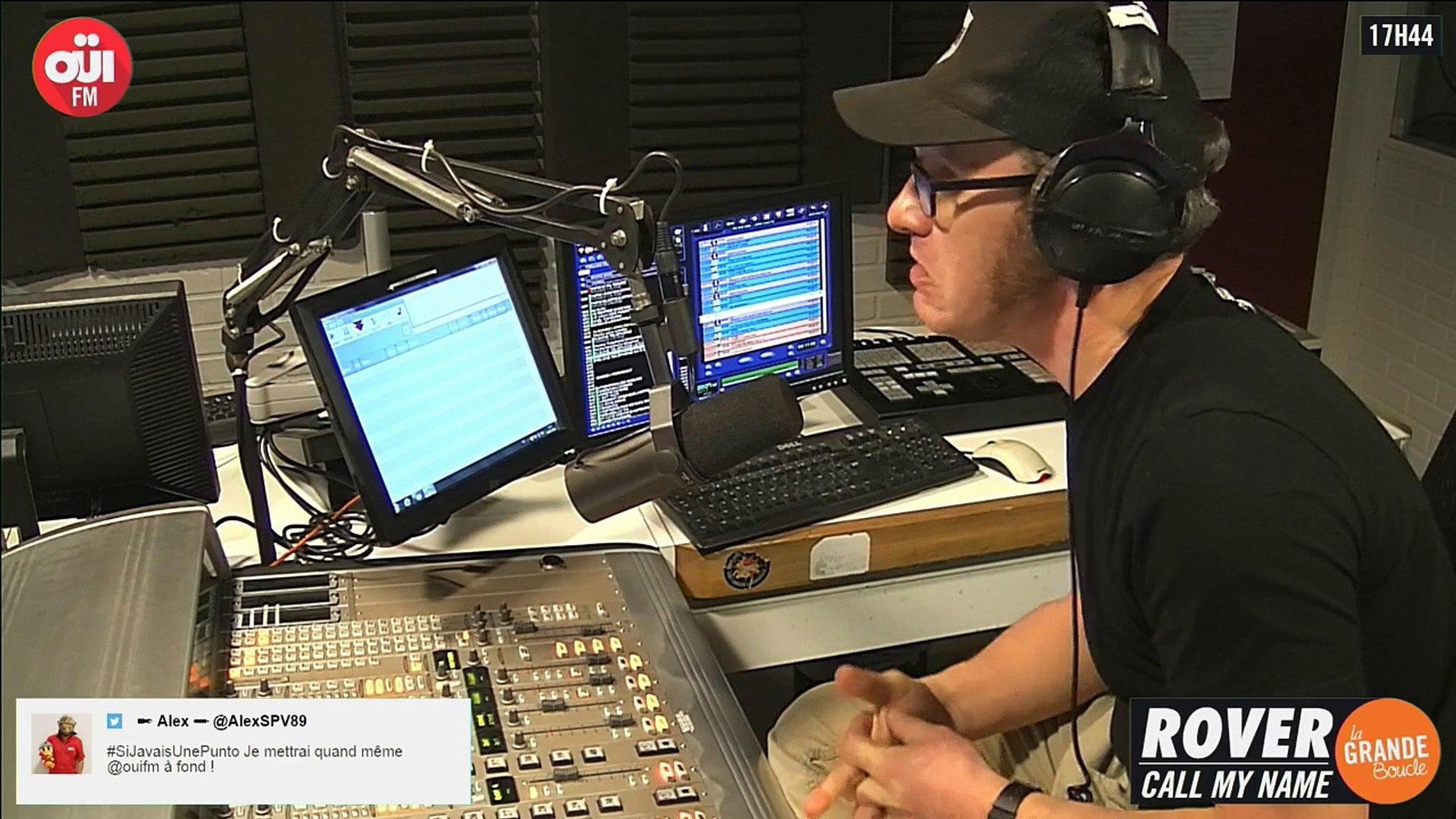 OUI FM en direct vidéo /// La radio s'écoute aussi avec les yeux (889)