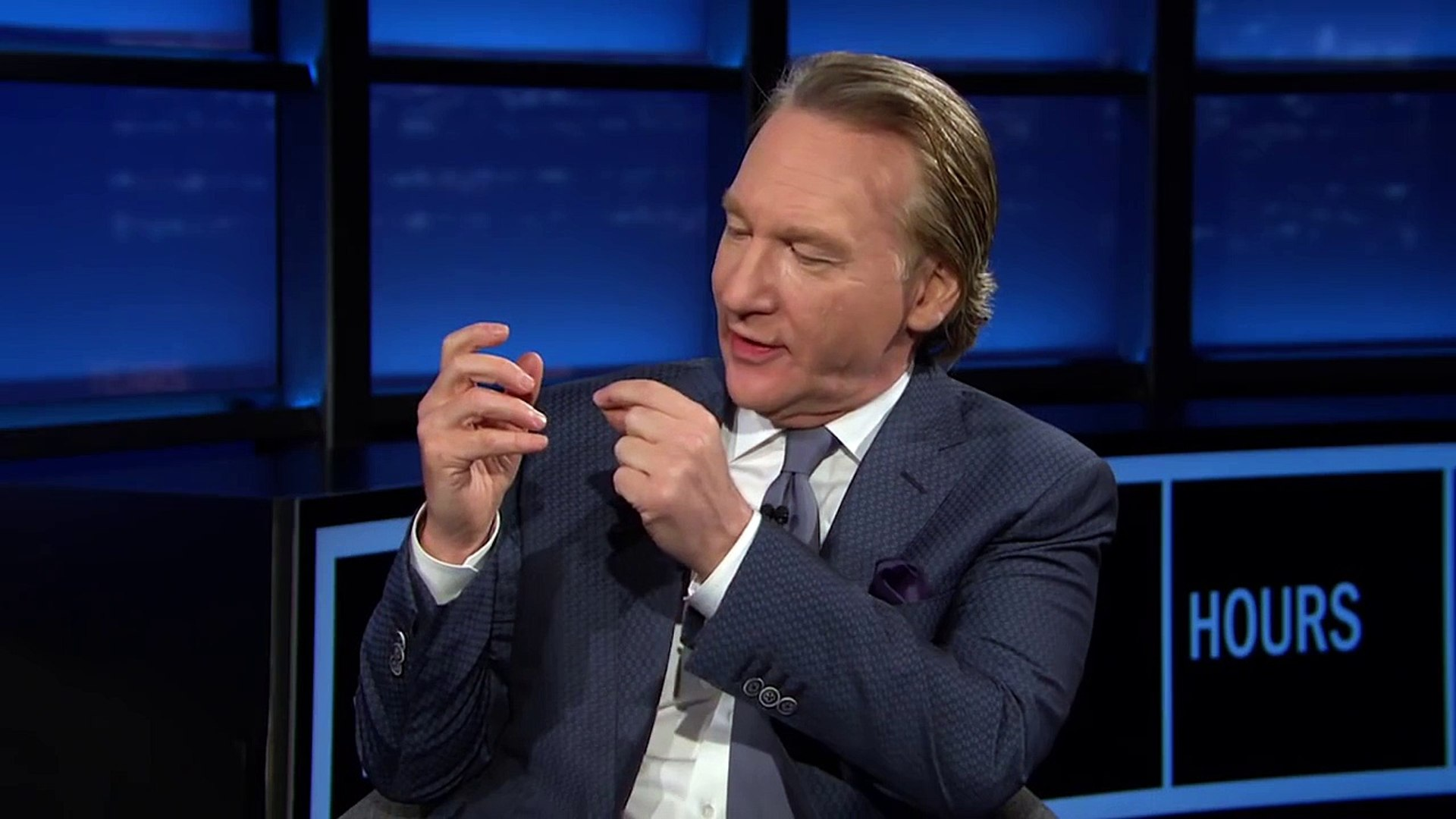 Real Time with Bill Maher: Ed Begley Jr. on Bees (HBO)