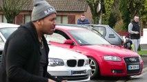 """Caudry: le rappeur Ayoub tourne le clip de """"Bla Bla Bla"""""""