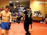 Любительские Бои без правил MMA2 Турнир №1, 6 бой
