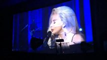 """Lady Gaga performs """"Til It Happens To You"""" at The Producers Guild of America Awards 2016"""