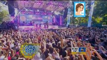 Nicki Minaj Performs The Night Is Still Young on Good Morning America | LIVE 7-24-15