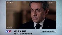 "Nicolas Sarkozy sur la présidentielle : ""Je n'irai que si c'est utile"""