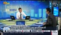 Les tendances sur les marchés: Les annonces faites par la Chine et Mario Draghi ont rassuré les marchés – 25/01