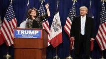 Tina Fey Returns as Sarah Palin on SNL