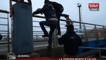 Sénat 360 : Code du travail : Le rapport Badinter remis ce matin / La tension monte à Calais / Notre-Dame-Des-Landes : La justice approuve les expulsions (25/01/2016)