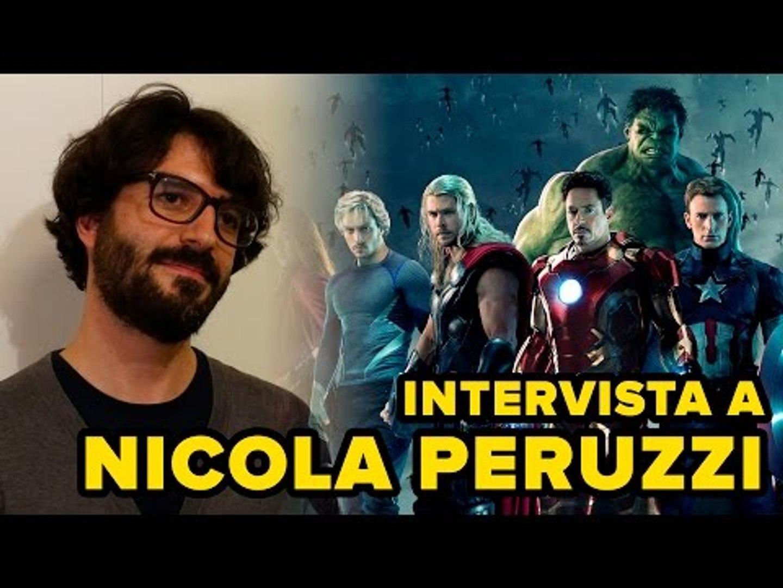SECRET WARS, STAR WARS, CIVIL WAR: intervista a NICOLA PERUZZI