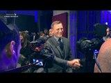 SPECTRE - Rome Première: Daniel Craig, Monica Bellucci, Christoph Waltz, Sam Mendes