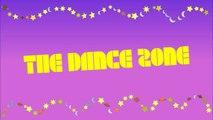 The Dance Zone:  Wonder Bread Pattern