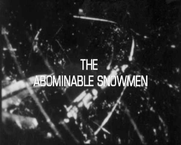 Loose Cannon The Abominable Snowmen Episode 1 LC25