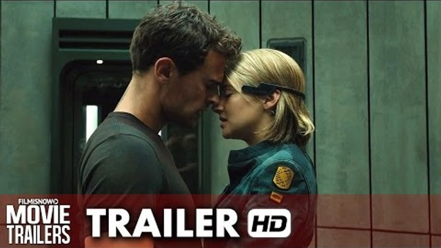"The Divergent Series: Allegiant Official ""Tear Down The Wall"" Trailer [HD]"