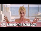 THE BIG SHORT Behind The Scenes - Margot Robbie in the bathtub [HD]