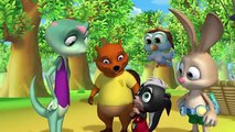 Wild Animal Baby Explorers | Slow Down! + Itsy Bitsy Spider | S1E16