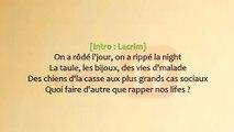 Rim'K - Stupéfiant ft. Lacrim [ Paroles _ Lyrics ]