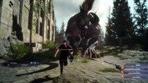OnDavidsBrain Lets Play Final Fantasy XV Episode Duscae Part 8: RUN AWAY!!!