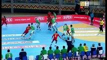 Algérie VS Cameroun CAN Handball 2016 2eme mi-temps