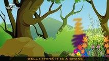 Edewcate english rhymes Walking through the jungle nursery rhyme