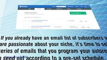 How To Use An Online Email List - Make Money While You Sleep