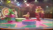 「barney and friends」  Barney Super Singing Circus