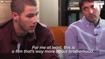 "Nick Jonas Exposes The Darker Side Of Frat Culture In The Movie ""Goat"""