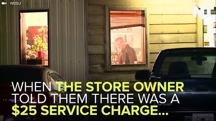 2 Dead In Gun Store Shootout