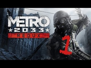 Metro 2033 Redux Gameplay Walkthrough #1 ITA