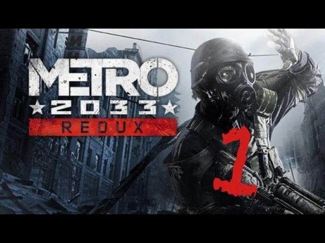 Metro 2033 Redux Gameplay Walkthrough #1 ITA