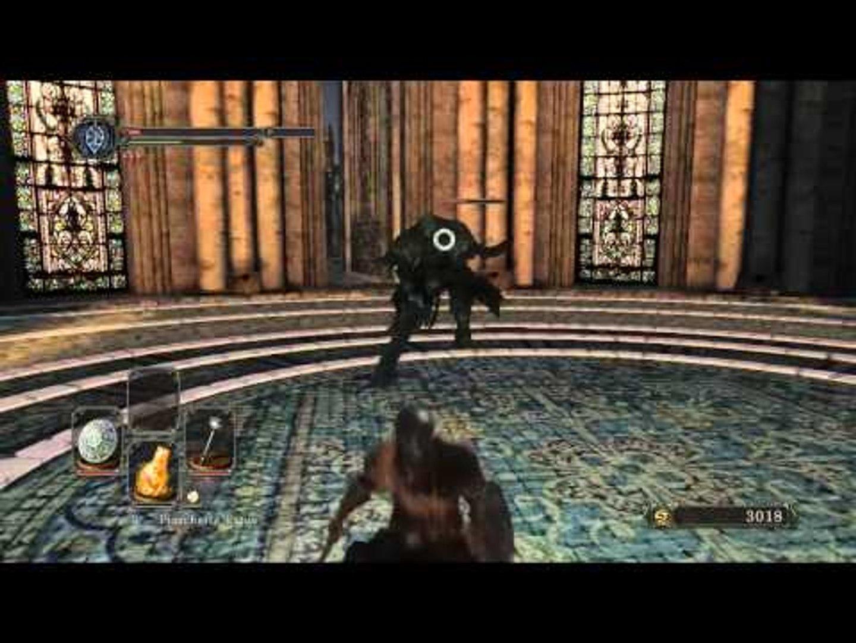 Pippa Souls 2 #10 Altro boss altra legnata!
