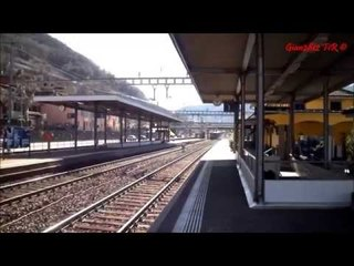 Capolago & Treni - Trains in Switzerland - 19/02/2011