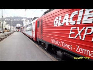 "Briga & Trains - ""Glacier Express"""