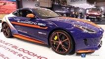 2016 Jaguar F-Type Bloodhound SSC Project