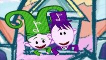 Музыкальные мультфильмы для детей Веселые Нотки музыкальные инструменты для детей, серия 2