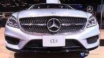 2016 Mercedes CLS-Class CLS 400 4Matic