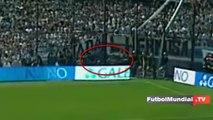 Argentine: Un fantôme filmé lors de Racing - River Plate ?