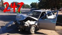 Compilación de Coche de los incidentes y Accidentes en la dashcam #247