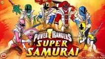 Power Rangers Samurai Super Samurai - Full Episodes All Rangers HD