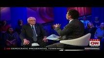FULL CNN Democratic Presidential Town Hall Debate - Bernie Sanders P2 - Iowa - 1/25/2016